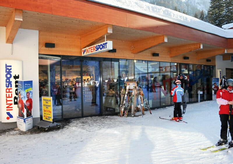 Skiverleih Talstation Skiarena Wurzeralm