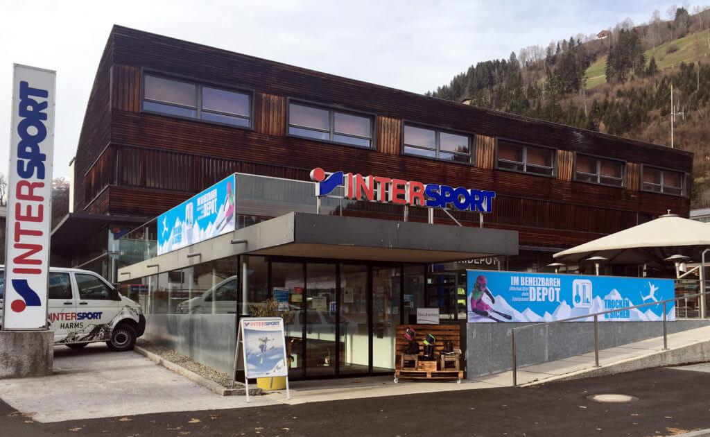 Skiverleih Talstation Wildkogelbahn