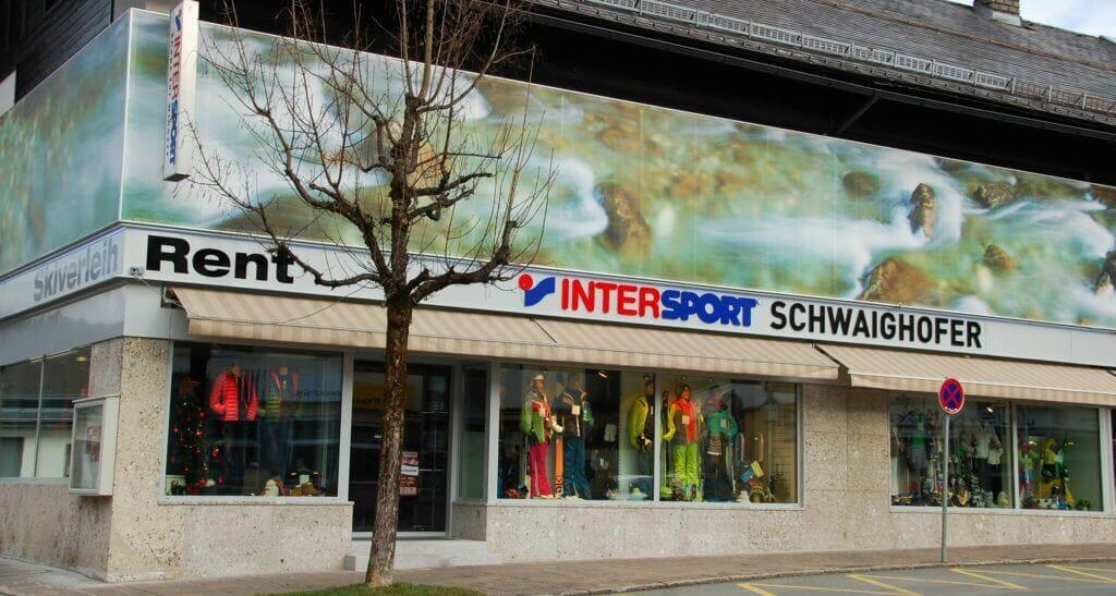 Skiverleih Zentrum Abtenau